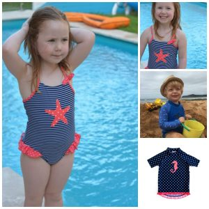 Kids swimwear essentials to prepare your little one