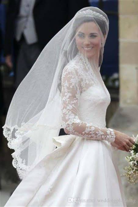 How to choose the right style of veil for your wedding dress?
