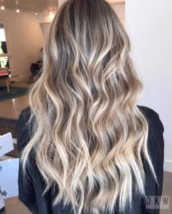 How to get the perfect beach wave hair